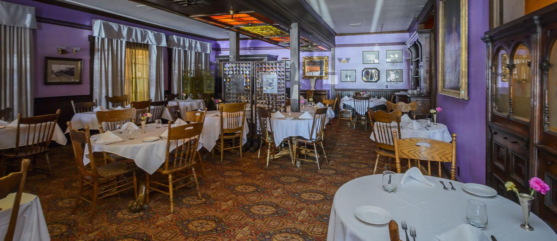 Mendocino Ca Hotel Dining