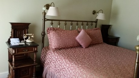 King Brass Bed