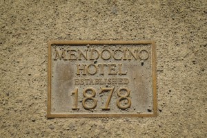 Mendocino Hotel and Garden Suites - 1878