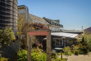 Welcome To The Mendocino Hotel and Garden Suites - Exterior Grounds
