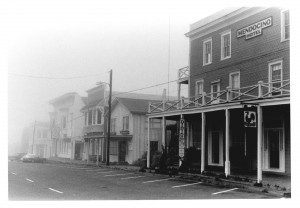 Sunsets - Historic Photo of the Mendocino Hotel!