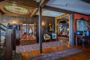 Welcome To The Mendocino Hotel and Garden Suites - Entry