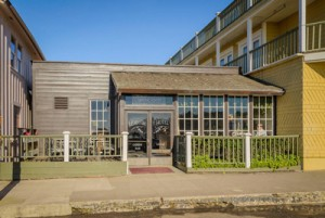 Welcome To The Mendocino Hotel and Garden Suites - Exterior